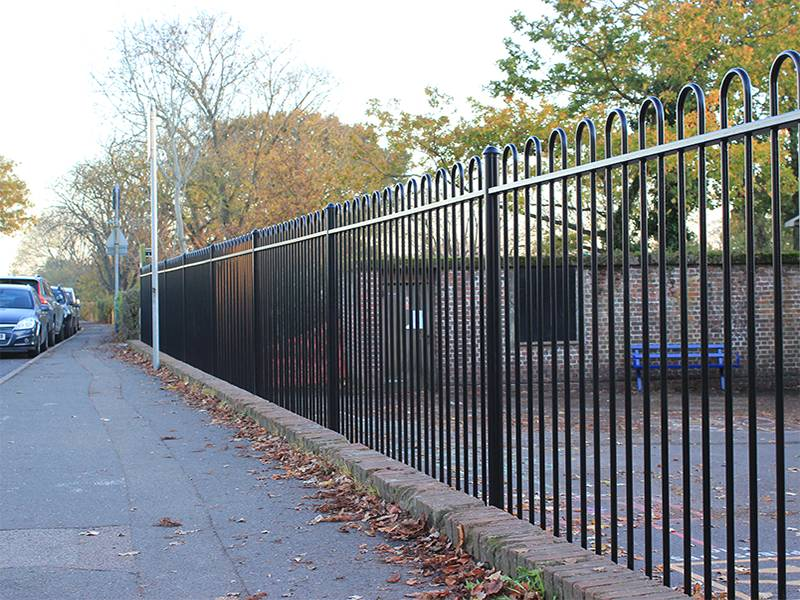Improving perimeter security at Kennington CE Academy