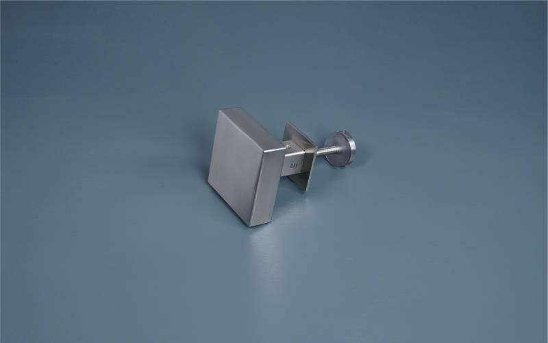 BLU™ - KM120 Stainless Steel Square Door Knob