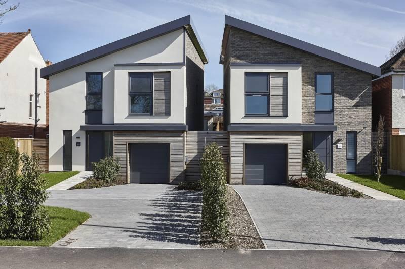 Greenbuilt Homes specifies Vandersanden Bricks for contemporary Derby properties