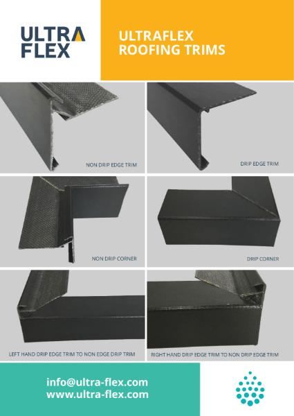 Ultraflex Roofing Trims
