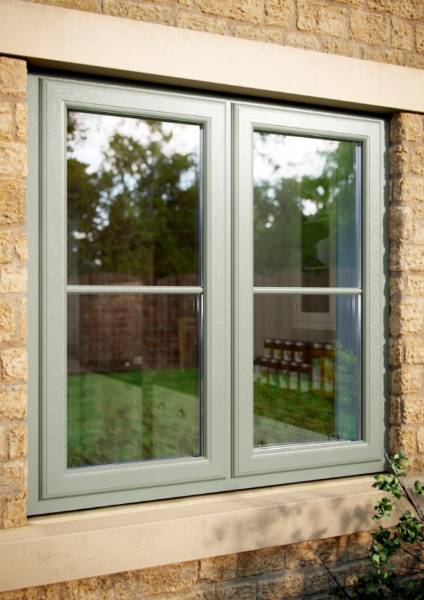 Optima 70 mm Casement Windows