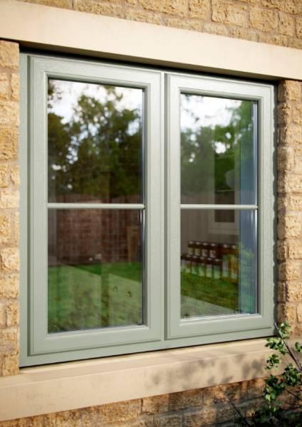 Optima 70 mm Casement Windows