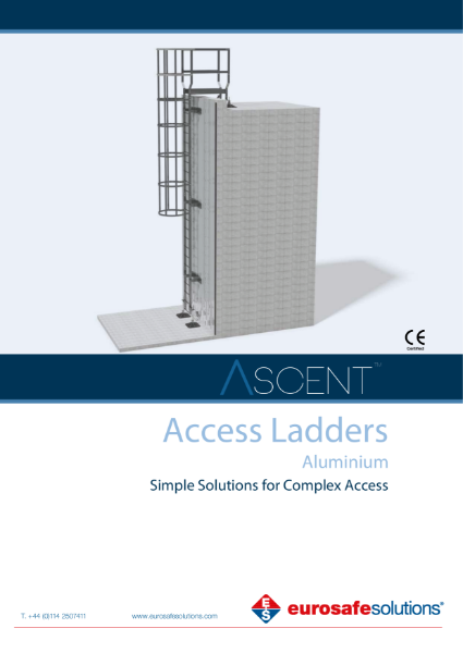 Aluminium Ladder Brochure