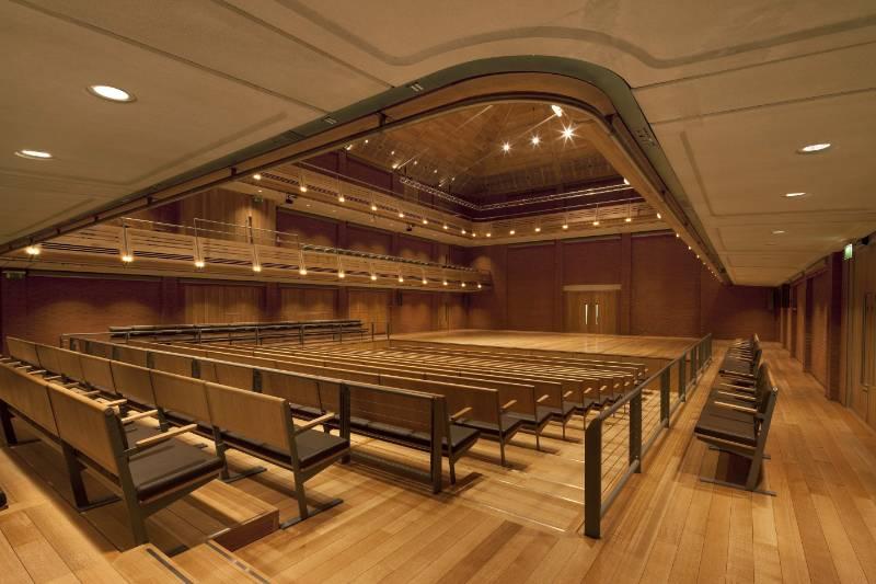 Theatre Seating: Apex Theatre
