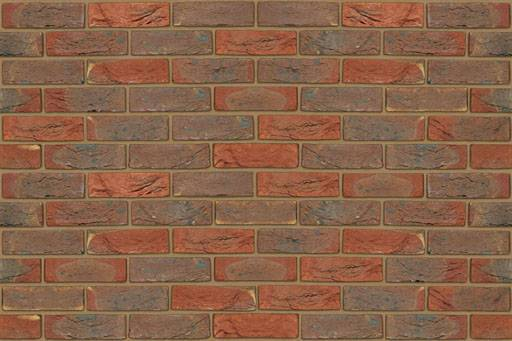 West Hoathly Handmade Multi Stock - Clay bricks