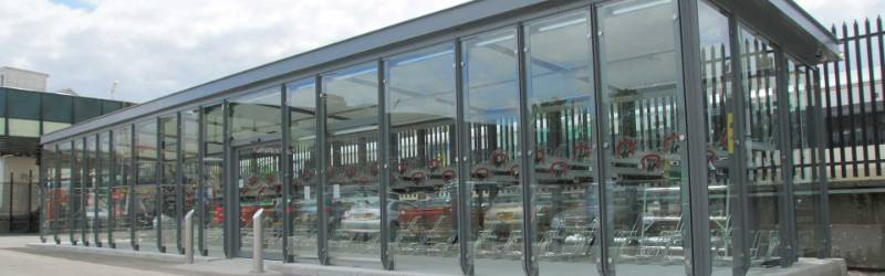Lewes Cycle Hub