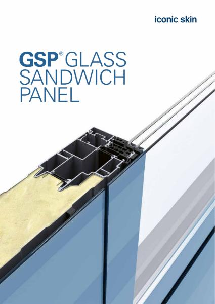 Ostman Brucha GSP Glass Sandwich Panel