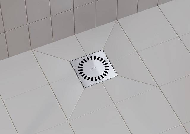 Aqua Brilliant - Shower drain