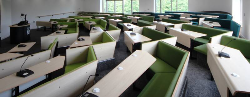 University Of Kent Collaborative Bench Seating