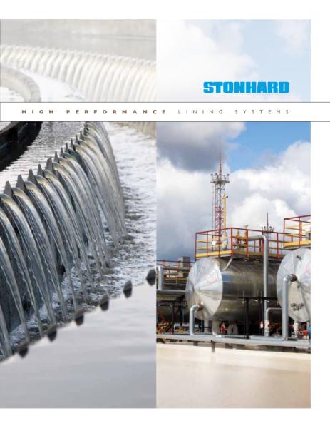 Stonhard Tank/Bund Resin Lining System