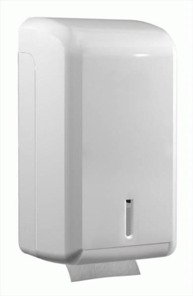 BC4301W Dolphin Plastic Bulk Pack Toilet Tissue Dispenser