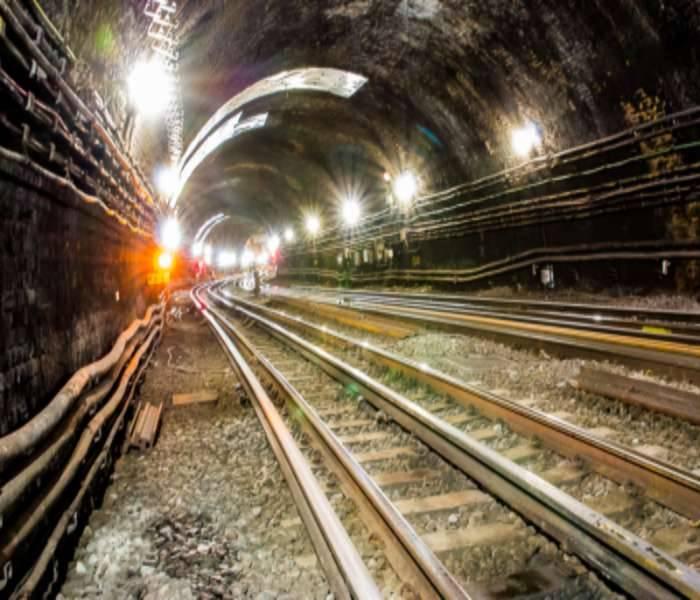 Tunnel Waterproofing, London Underground