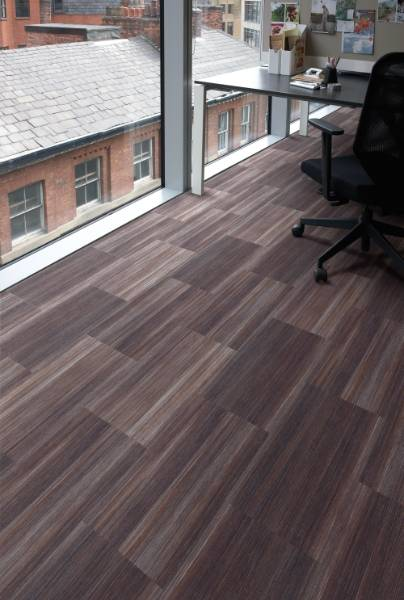 Amtico First LVT Tile – Abstract