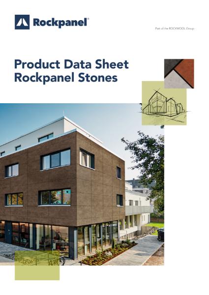 Rockpanel Stones Data Sheet