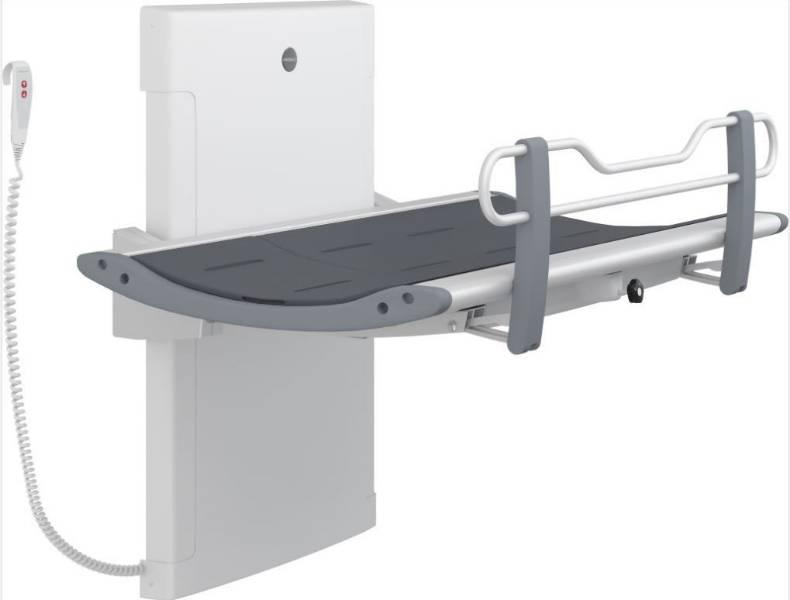 Adjustable Height Shower Change Table SCT 3000
