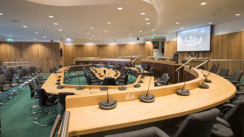 Welwyn Council Chamber