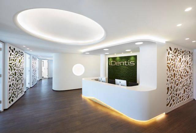 Expona Design chosen for dental practice