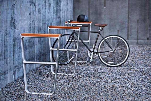 MultipliCITY Cycle Stands