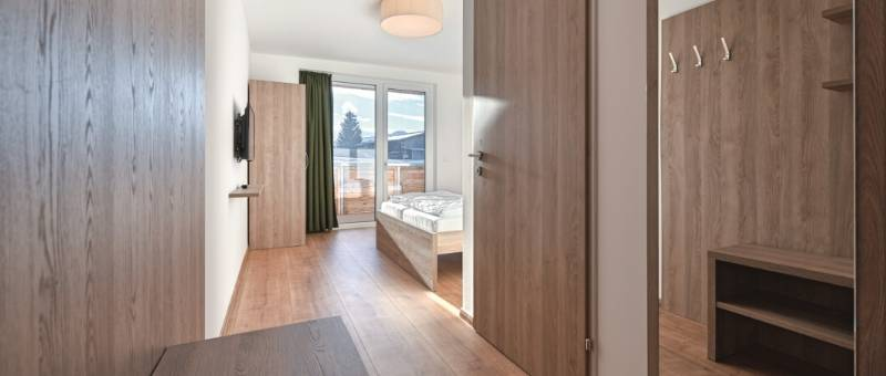 EGGER Door Size Laminate in the adeo Alpin Hotels, Austria