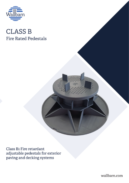 Fire rated pedestals brochure