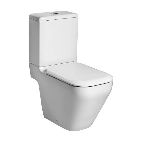 Turano Close Coupled WC Suite with Aquablade technology