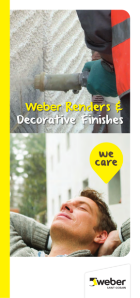 Weber Renders & Decorative Finishes