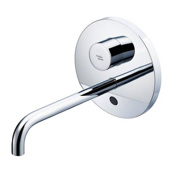 Sensorflow Wave Thermostatic Basin Mixer Built-In 230mm Spout With Set Temperature