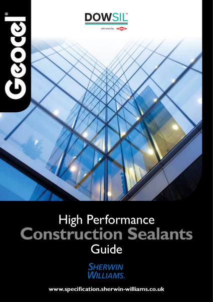 Geocel Construction Sealant Guide
