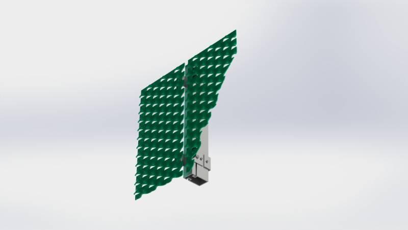 Bailey Zenith™ Expanded Mesh Rainscreen Panel