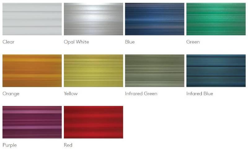 Day-Lite Klick Translucent Wall Panels