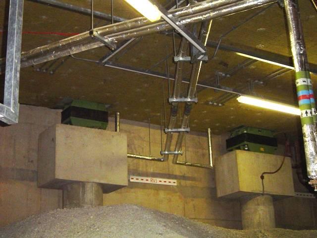 Building Isolation - Bridgewater Hall Concert Hall