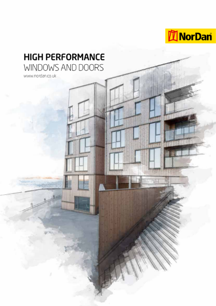 High Performance Windows and Doors Brochure