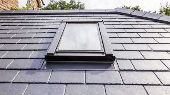 SlateSkin Tiled Roof System