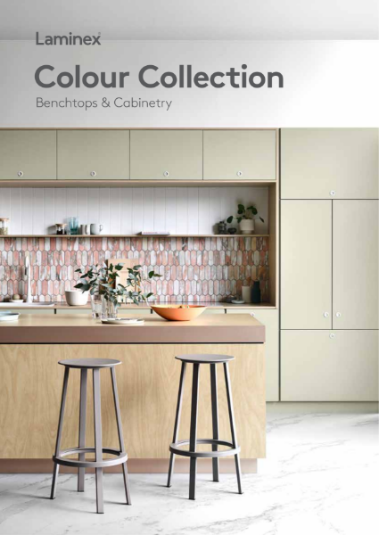 Laminex - Colour Collection