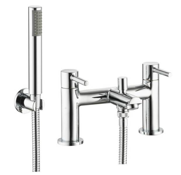 Uptown Bath/ Shower Mixer Tap