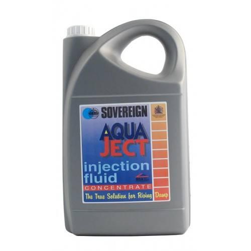 Aquaject Injection Fluid