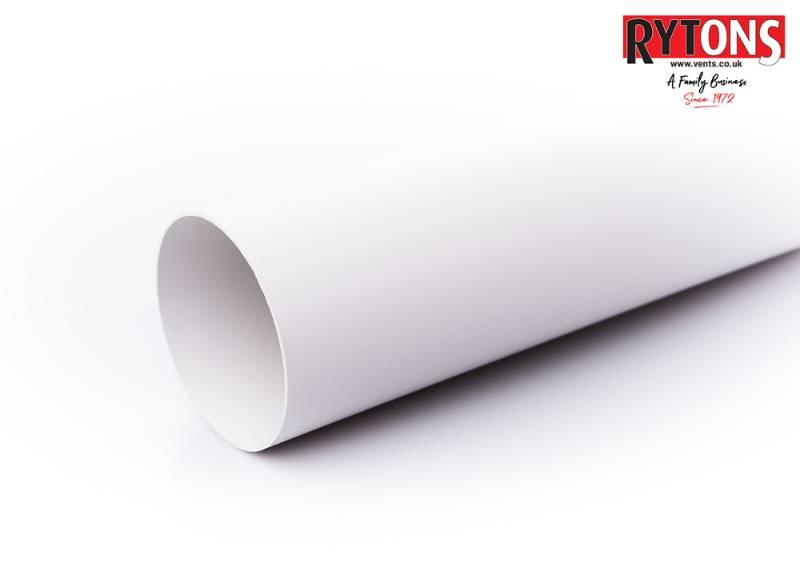 RD4 - Rytons 100 mm Diameter Rigid Pipe Ducting Range