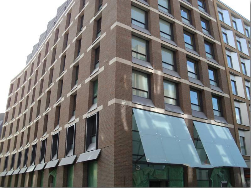 Cast Stone Cills New Premier Inn Hotel