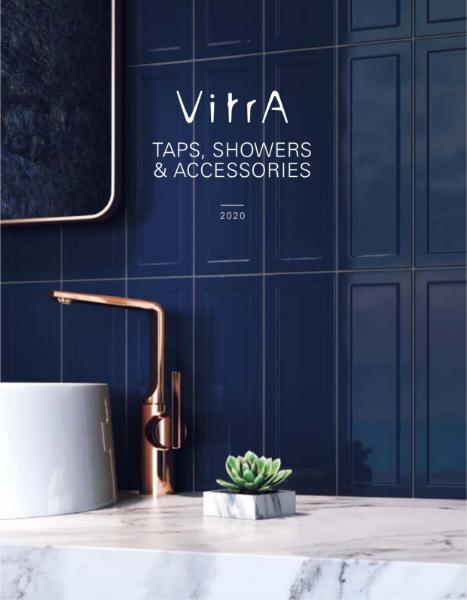 VitrA Brassware Brochure 2020