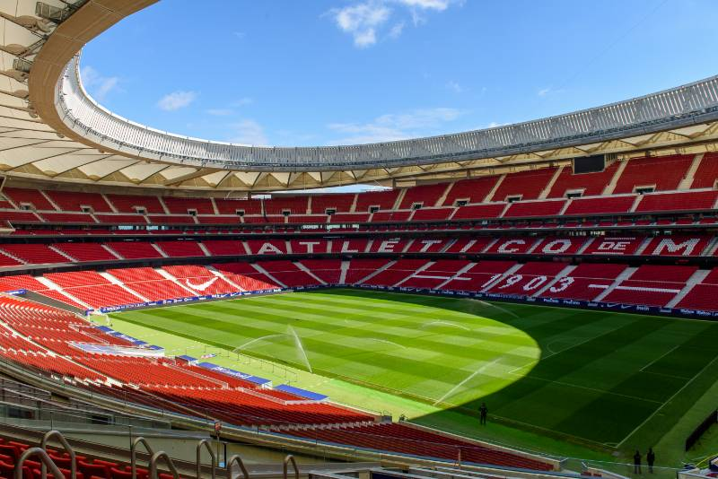Conex Bänninger and Wieland's K65 system specified at Atlético de Madrid's stadium Wanda Metropolitano