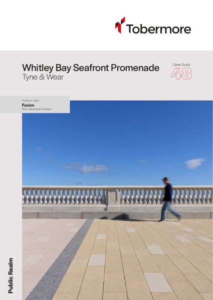 Featured Project - Whitley Bay Seafront