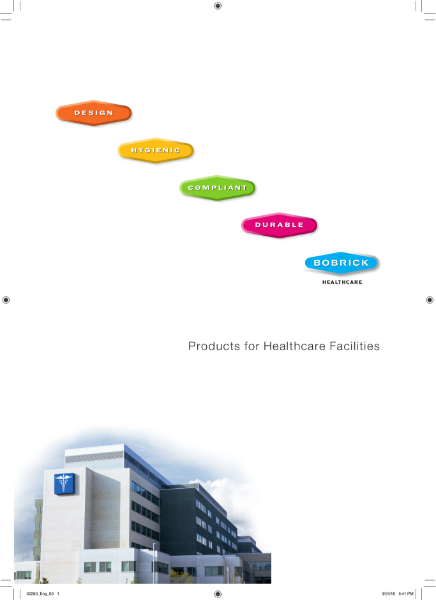 Products for Healthcare Facilities