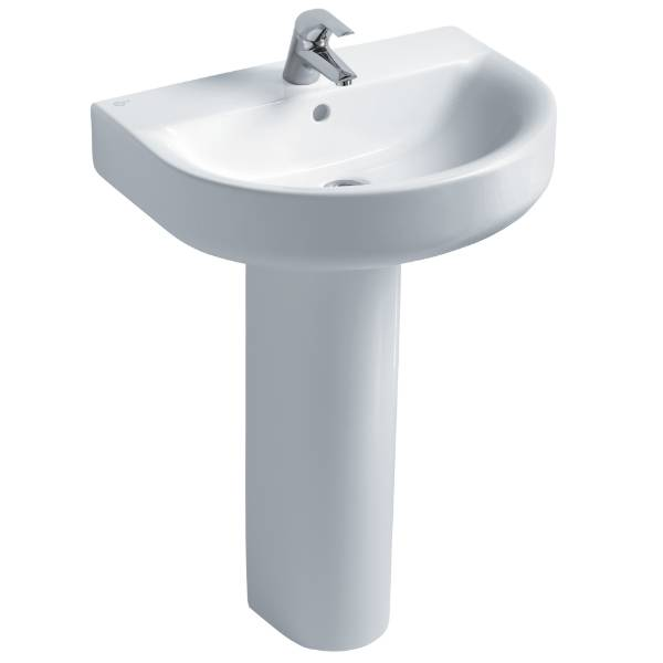 Concept Arc 60 cm Washbasin
