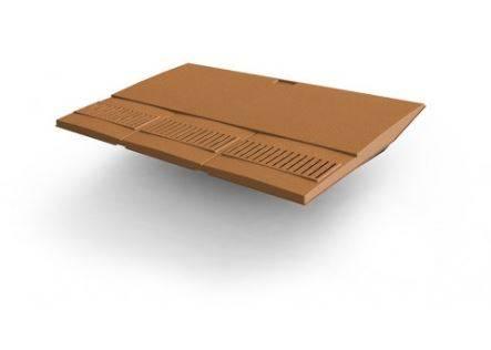 Glidevale Protect Inline Plain Tile Ventilator