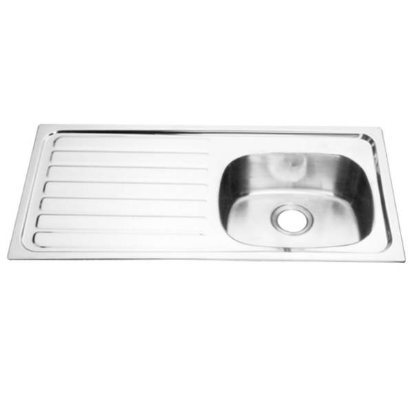 316 Stainless Steel Inset Medical and Laboratory Sinks