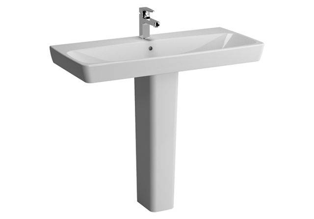 VitrA M-Line Washbasin, 100 cm, 5664