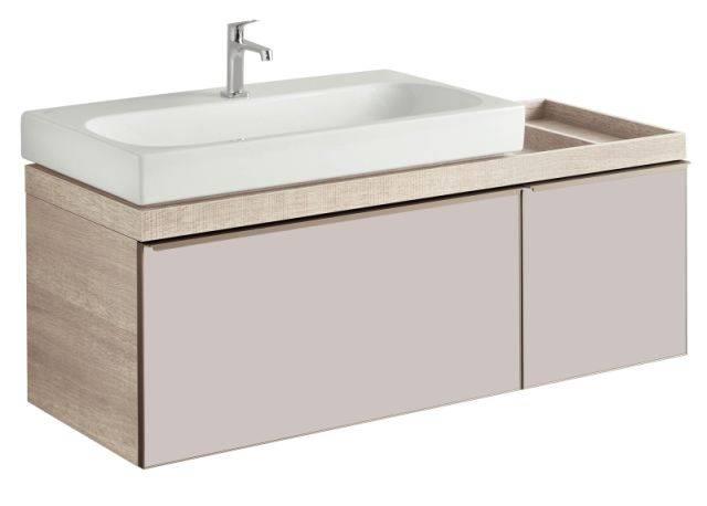 CITTERIO Vanity Unit 1334 x 554 x 504 mm (835435000/835436000)