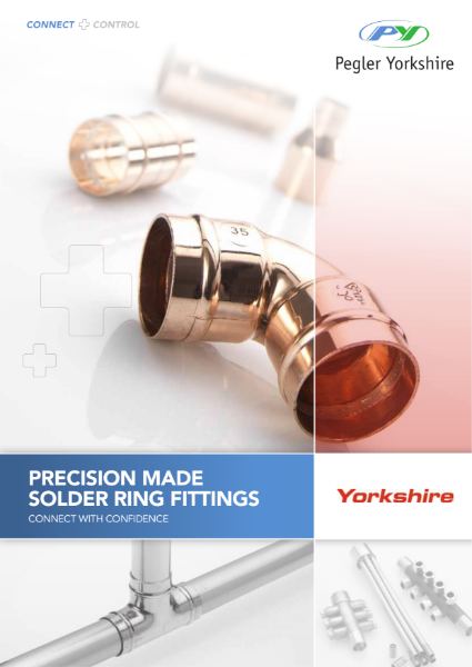Yorkshire Solder Ring Fittings