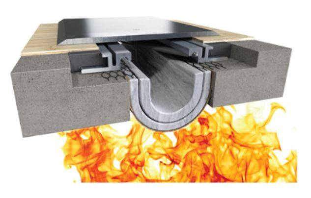 Fireline 520 Fire Barrier System