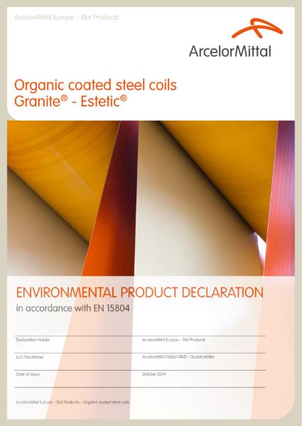 GraniteEstetic Environmental Product Declaration